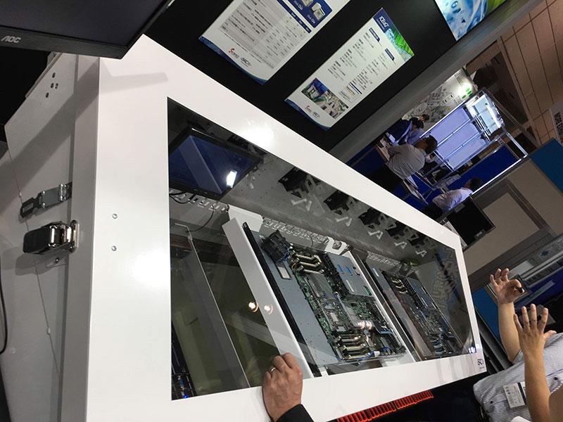 Data Center Expo Fall 2018 in Chiba Japan