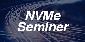 NVMe Seminer