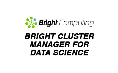 Bright Cluster Manager for Data Science logo